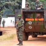 Aide des forces étrangères au côté de l'armée centrafricaine