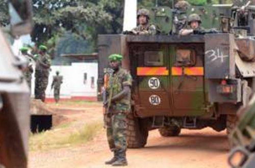 Article : A quand l'indépendance de nos armées africaines ?