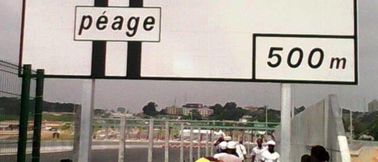 Article : 3ème pont ivoirien : une fierté n'en faites pas un marché SVP