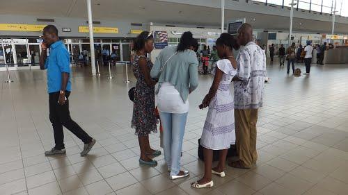 Aéroport Felix Houphouet Boigny - Abidjan (source: panoramio.com)