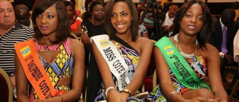 Article : CI:premier producteur de concours Miss ?