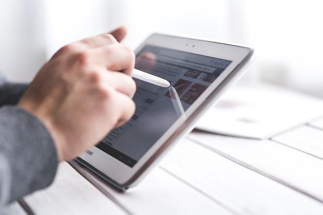 L'expansion des tablette, une technologie appréciée