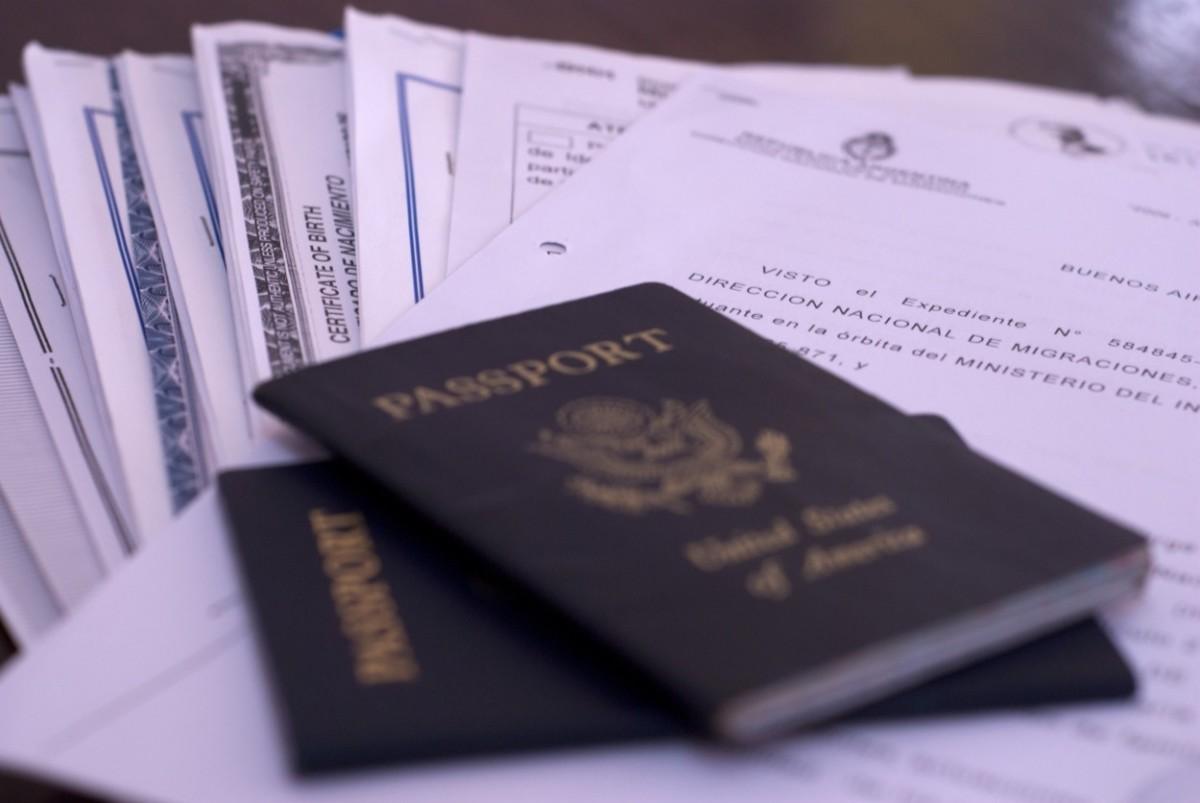 Pas de garant stable , pas de Visa