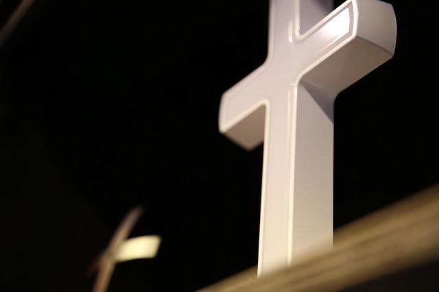 La croix du Christ, le fondement du christianisme