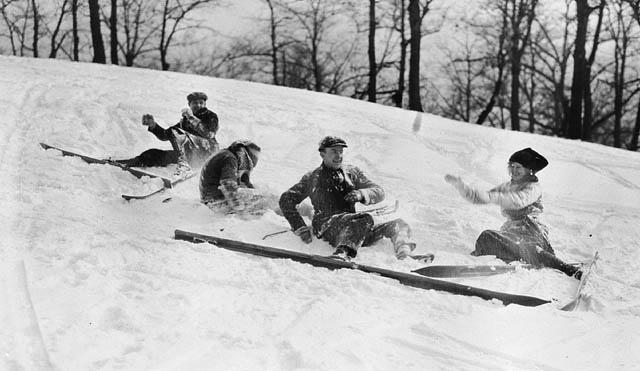 Noel est la prériode proprice pour faire du ski en France