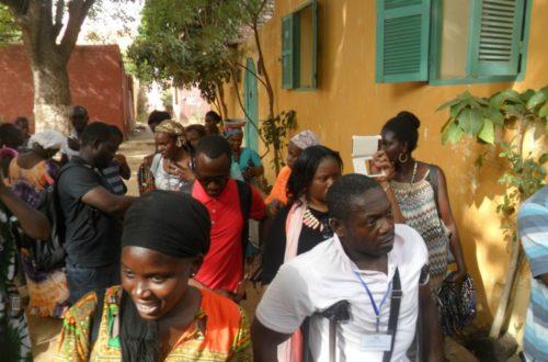 Article : Commerçantes de Gorée, je vous salue !