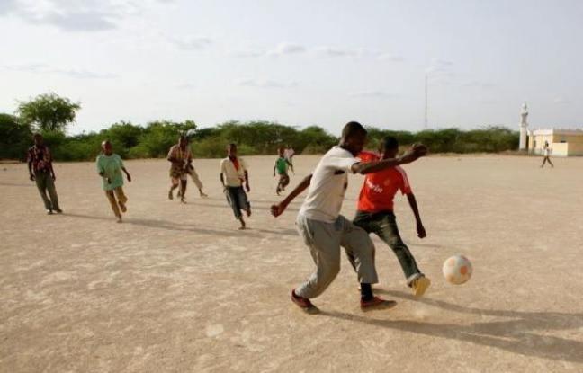 """Un match de """"maracana"""" un moment de joie pour les enfants surtout à noel."""