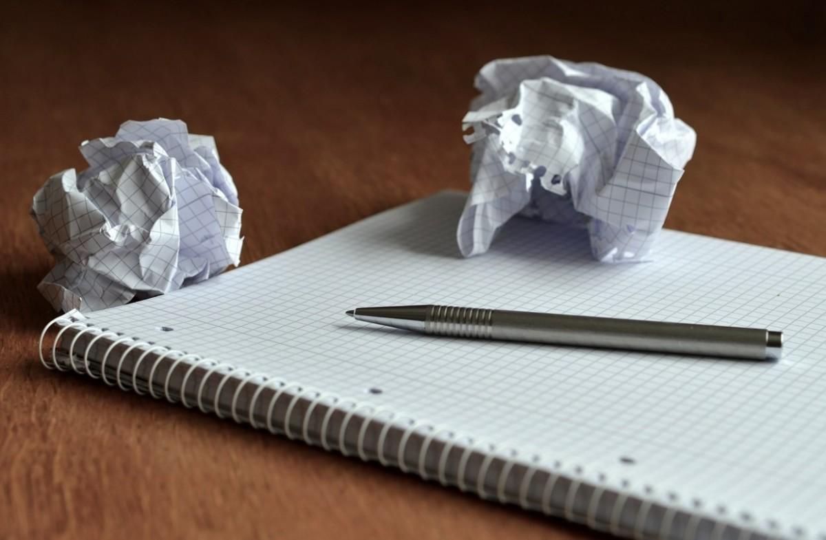 Même certains grands écrivains tombent en panne d'écriture