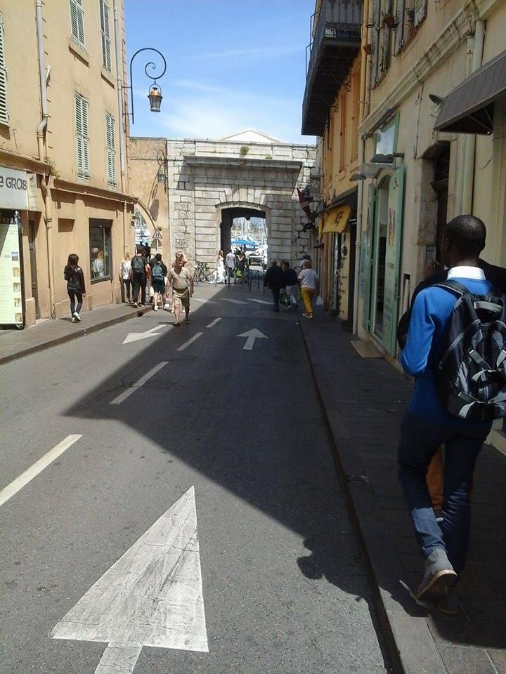 L'un de mes séjours à Nice via la ville d'Antibes