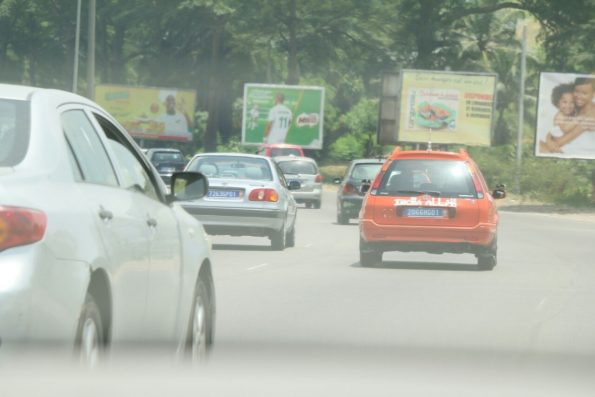 Trafic urbain_abidjanais
